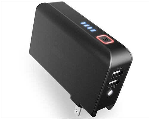 POWRUI Portable Wall Charger for iPhone