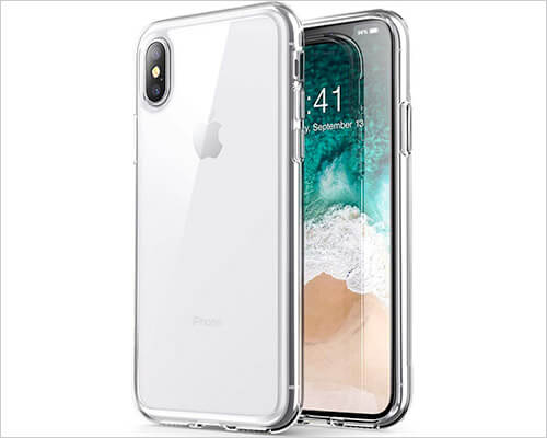 PUSHIMEI iPhone XS Max Clear Case