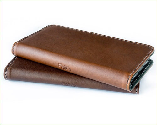 Pad and Quill Bella Fino iPhone XS Max Wallet Case