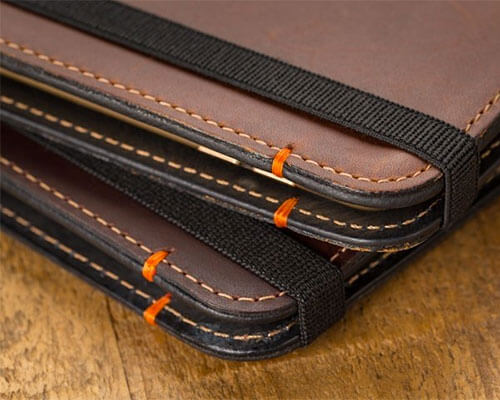 Pad and Quill Oxford Leather Folio Case for iPad Pro 11-inch