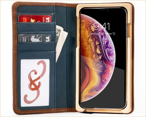 Pad and Quill iPhone Xs Max Case