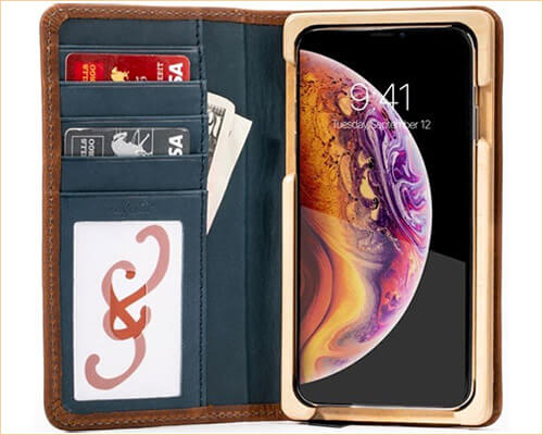 Pad and Quill iPhone Xs Max Wooden Case