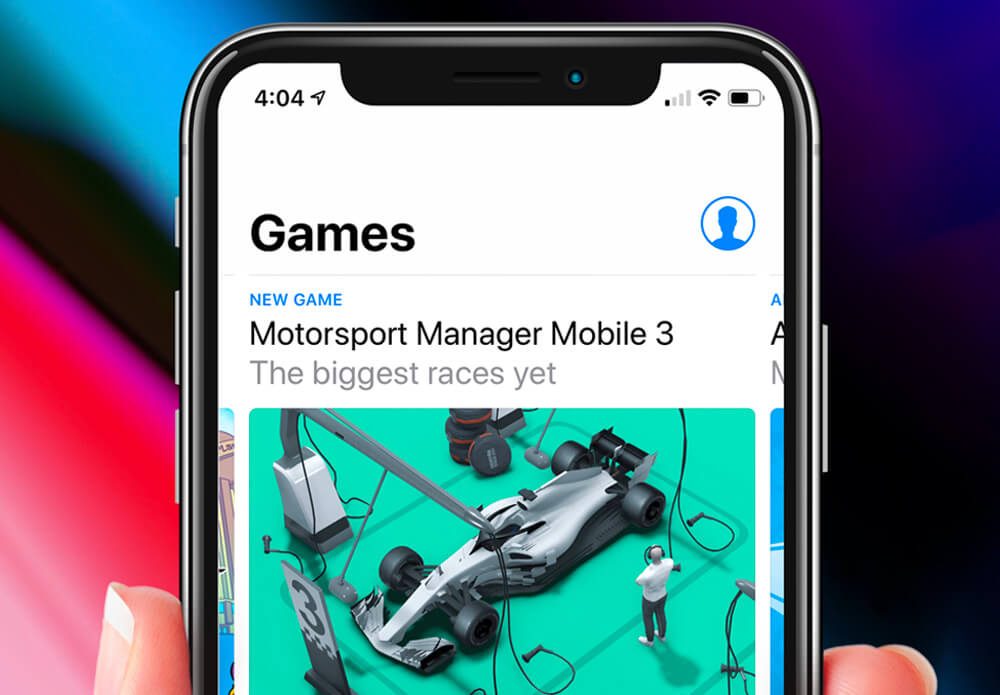 Paid Game Adoption on iPhone