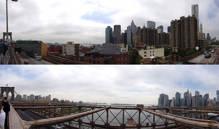 Panorama 360 iPhone and iPad App Screenshot