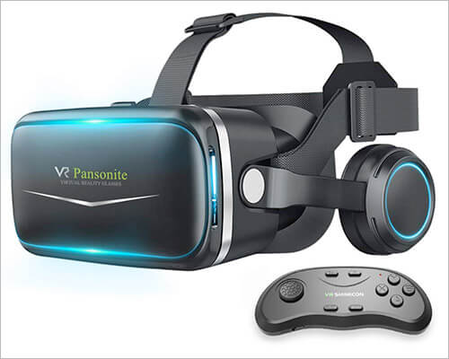 Pansonite VR Headset for iPhone 6-6s Plus