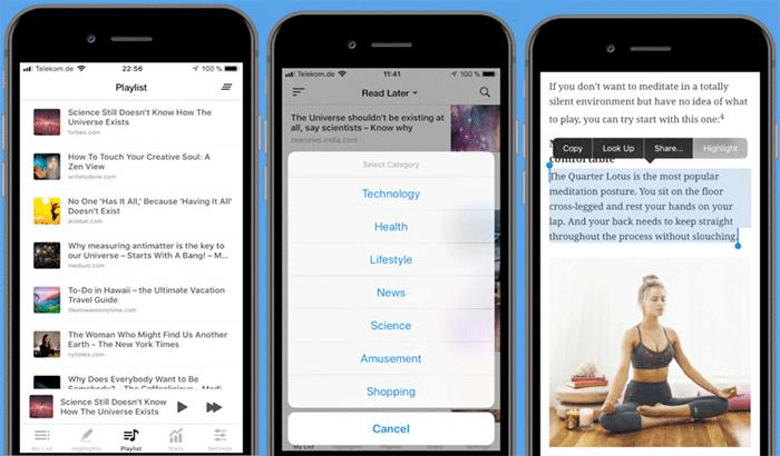 PaperSpan iPhone and iPad App Screenshot