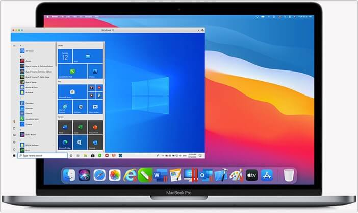 Parallels Desktop Windows Emulator for Mac