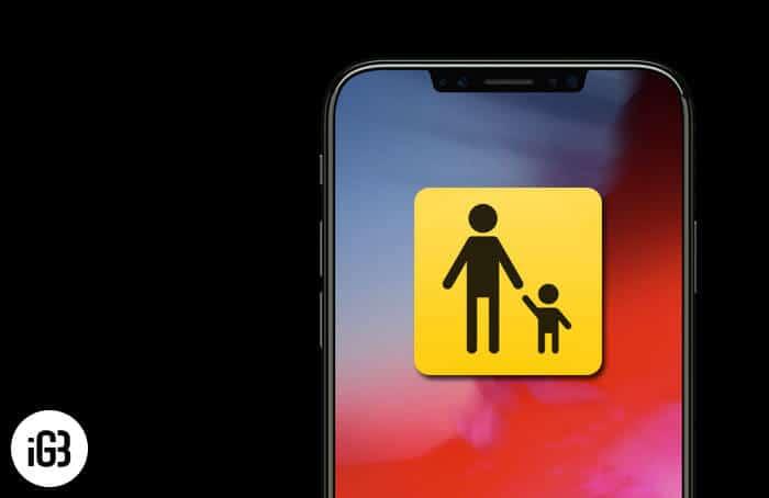 Parental Control Default iOS Features vis a vis a Third-Party App