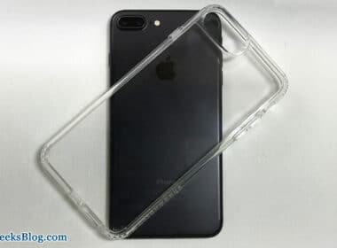 Patchworks Pure Shield iPhone 7 Plus Clear Case