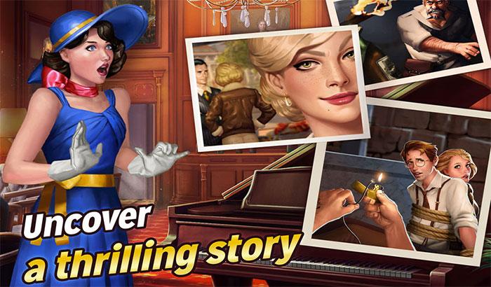 Pearl's Peril iPhone and iPad Adventure Game Screenshot
