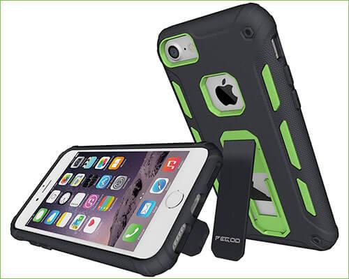 Pegoo Kickstand Case for iPhone 6s