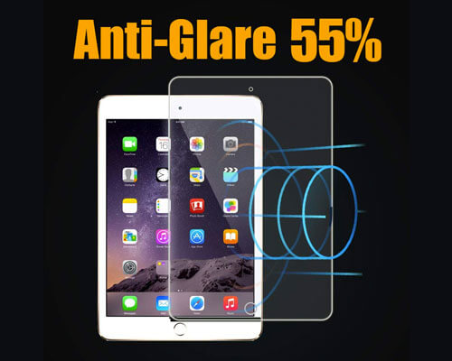 Perfectsight iPad Pro Tempered Glass Screen Protector