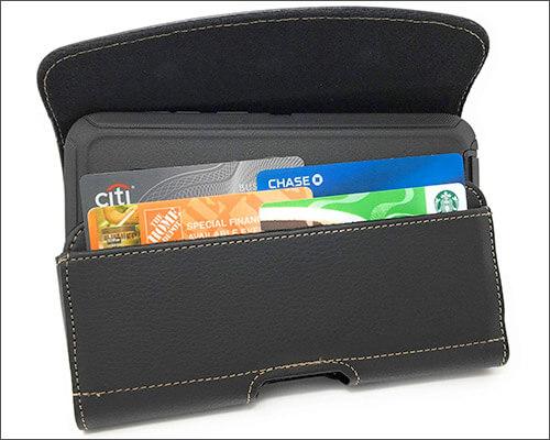 Perilogics iPhone Xs Max Belt Clip Case