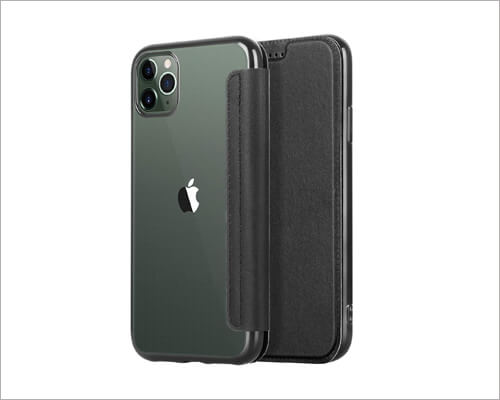 Petocase Ultra Slim Folio Case for iPhone 11 Pro
