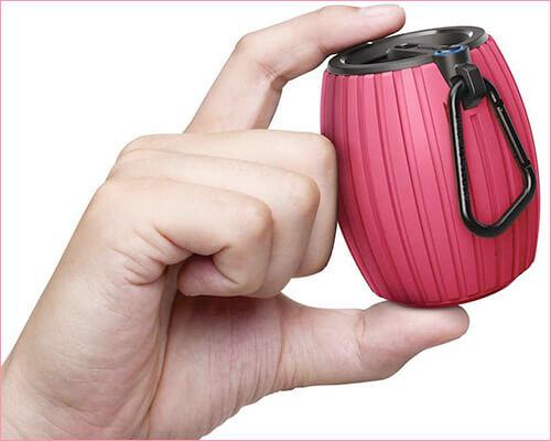 Philips SBT30PNK-27 SoundShooter Bluetooth Wireless Speaker