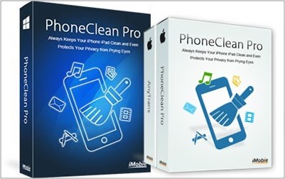 PhoneClean Software for Mac