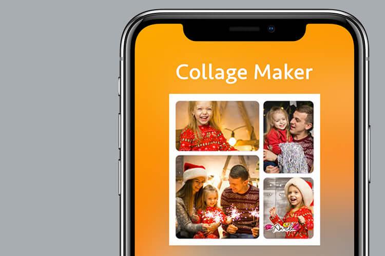 Photo grid Siri Shortcuts
