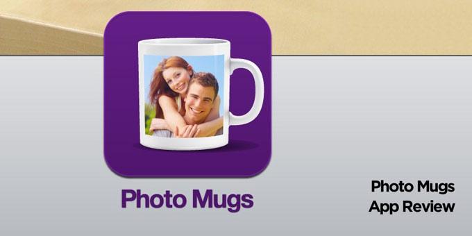 Photomugs iPhone App