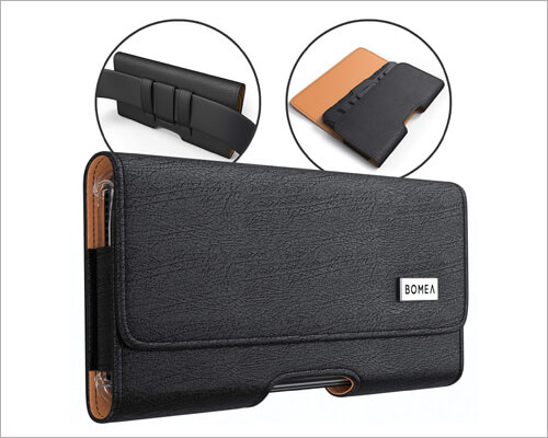 PiTau iPhone 11 Pro Belt Clip Holster Case