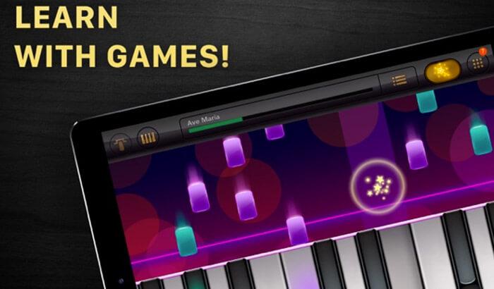 Piano - Play Magic Tiles Games iPhone and iPad App Screenshot