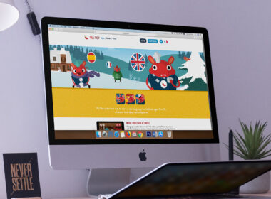 Pili Pop Christmas iPhone and iPad Game