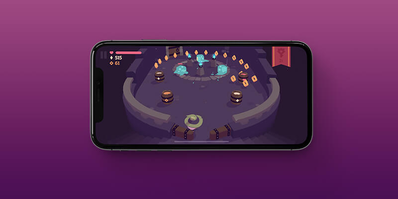 Pinball Wizard Apple Arcade Action Game for iPhone, iPad, and Apple TV