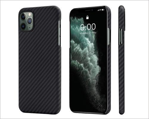 Pitaka iPhone 11 Pro Slim Magnetic Case