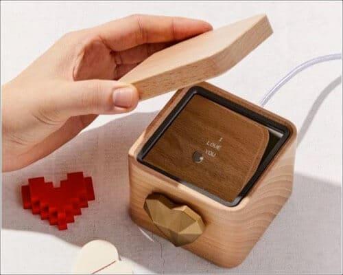 Pixel Lovebox from Lovebox