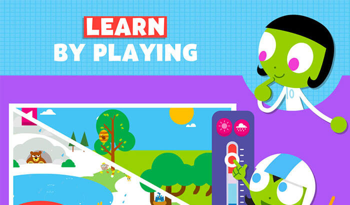 Play and Learn Science iPhone and iPad App Screenshot