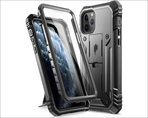 Poetic iPhone 11 Pro Heavy Duty Case with Kickstand