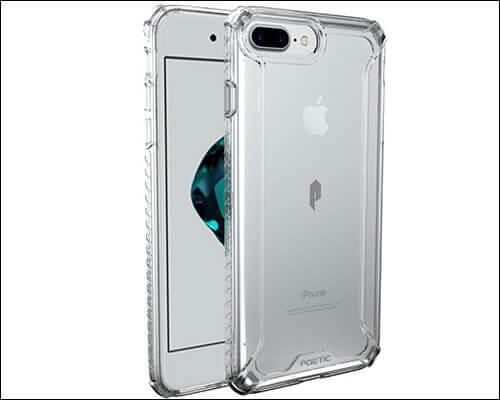 Poetic iPhone 8 Plus Bumper Case