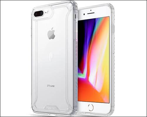 Poetic iPhone 8 Plus Transparent Case