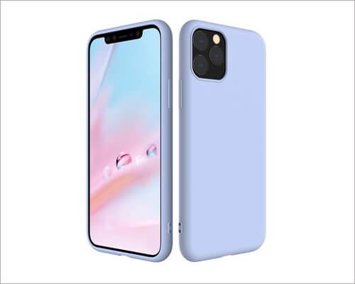 Poleet iPhone 11 Pro Max Silicone Case