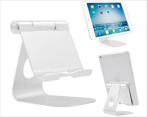 Portefeuille iPad Pro 9.7, 10.5, and 12.9-inch Stand
