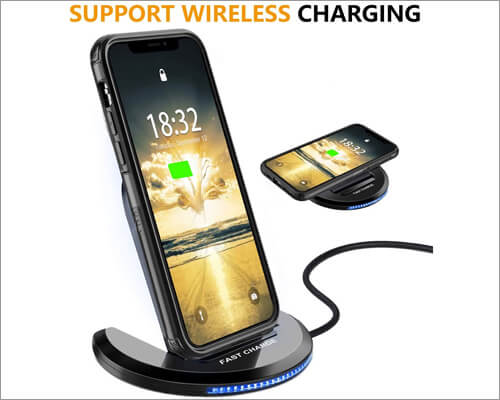 Potalux Wireless Chargning Compatible Case for iPhone 11 Pro Case