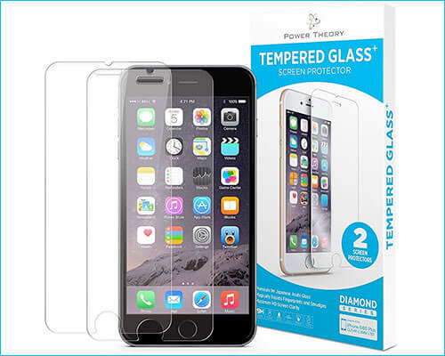 Power Theory iPhone 6 Glass Screen Protector
