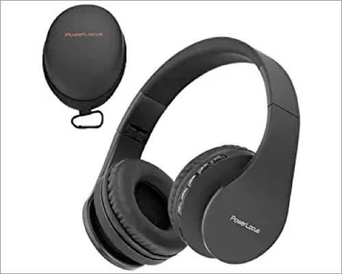 PowerLocus Wireless Bluetooth Headphones for iPad Pro