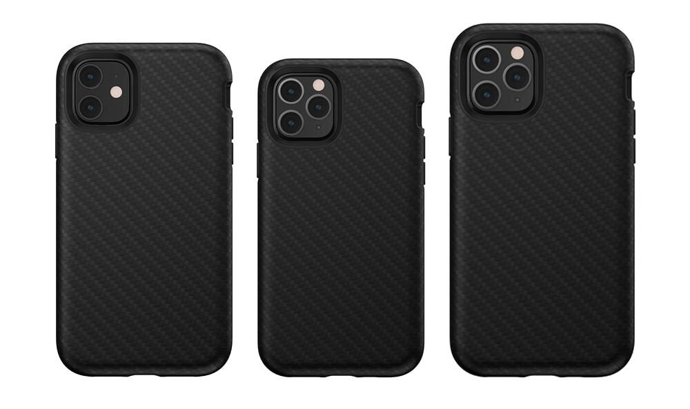 Presidio Pro Carbon Speck Case for iPhone 11, 11 Pro, and 11 Pro Max