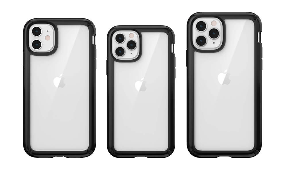 Presidio Show Clear Case from Speck for iPhone 11, 11 Pro, and 11 Pro Max