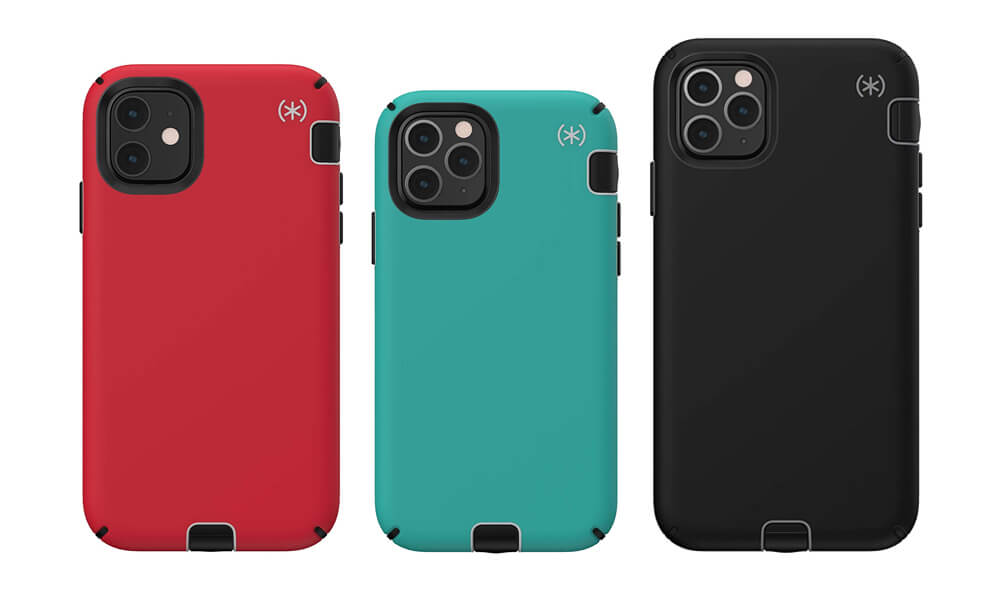 Presidio Sport Case from Speck for iPhone 11, 11 Pro, and 11 Pro Max