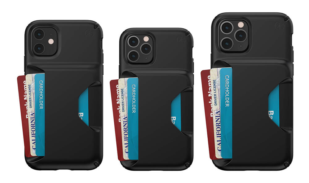 Presidio Wallet Case from Speck for iPhone 11, 11 Pro, and 11 Pro Max