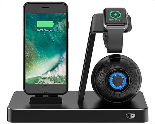 Press Play ONE iPhone SE Docking Station with SpeakersPress Play ONE iPhone SE Docking Station with Speakers