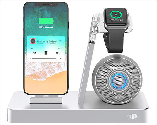 Press Play ONE iPhone Xs Max, Xs, and iPhone XR Doxking Station