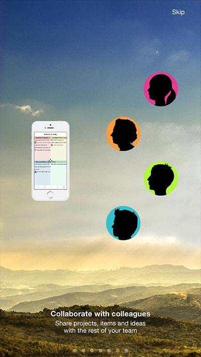 Priority Matrix Project Management iPhone App
