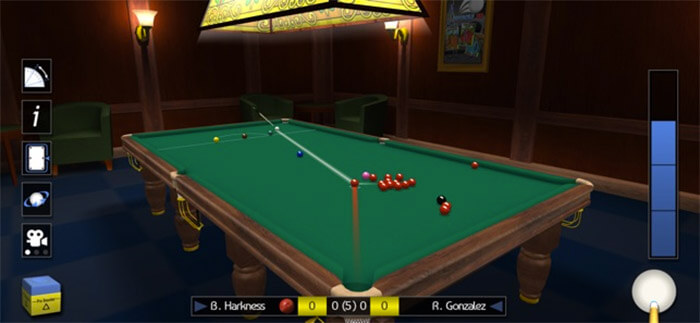 Pro Snooker 2019 Pool Game App for iPhone and iPad Screenshot