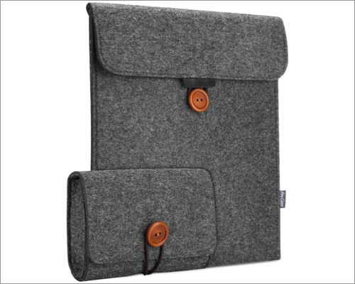ProCase Felt Sleeve for iPad Pro 11-inch 4th Gen