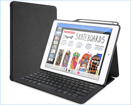 ProCase Keyboard Case for iPad Pro 12.9-inch 2017-2015
