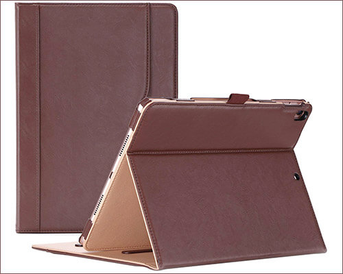 ProCase Leather Case for iPad Air 3 10.5-inch