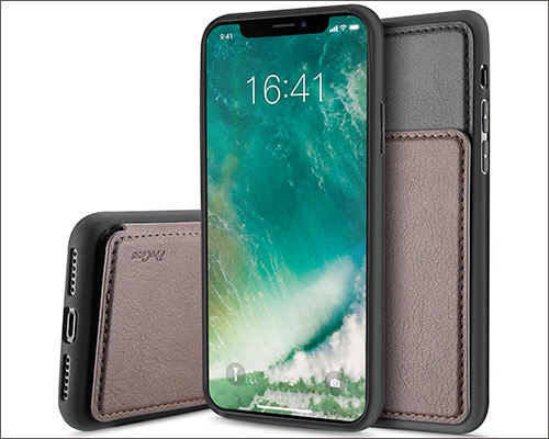 ProCase Leather Wallet Case for iPhone XS Max