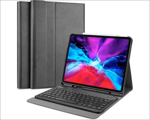 ProCase iPad Pro 12.9-inch 2020 Keyboard Case